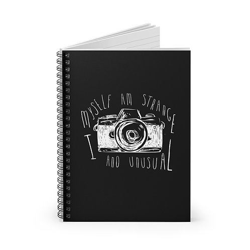 Lydia_Spiral Notebook - Ruled Line