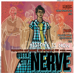 Queen City Nerve Issue 7 Cover