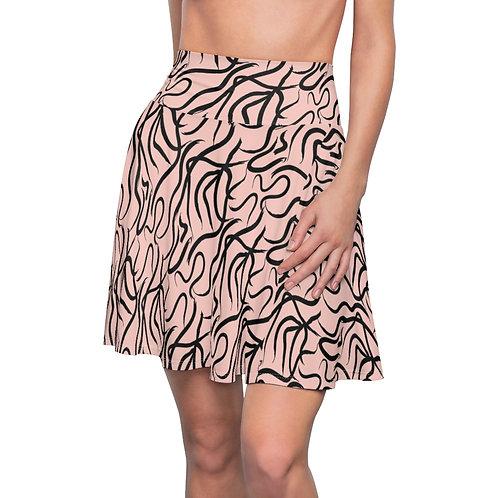 BB_Women's Skater Skirt