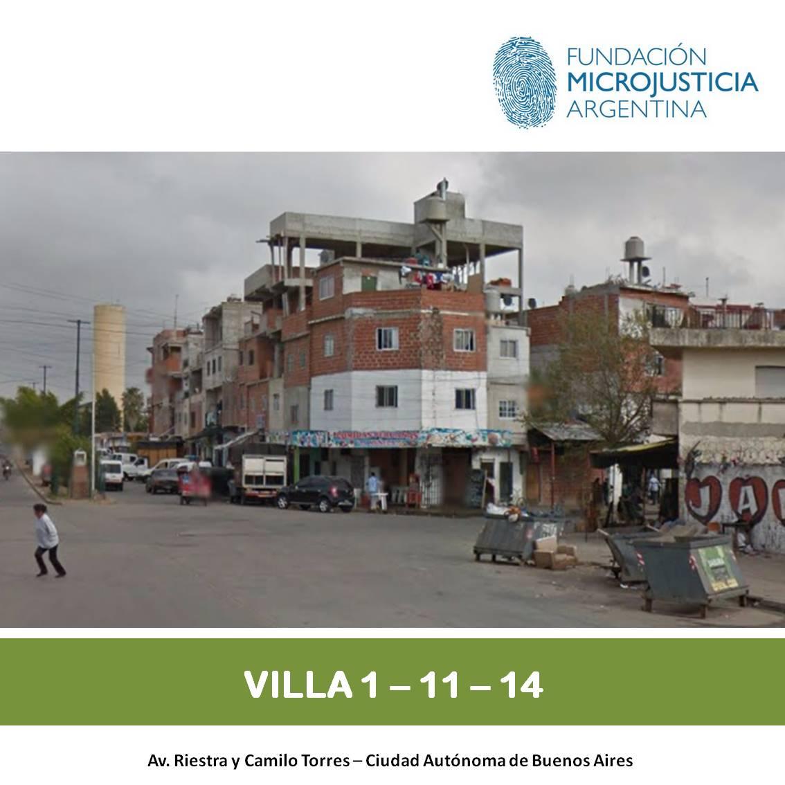 VILLA 1-11-14