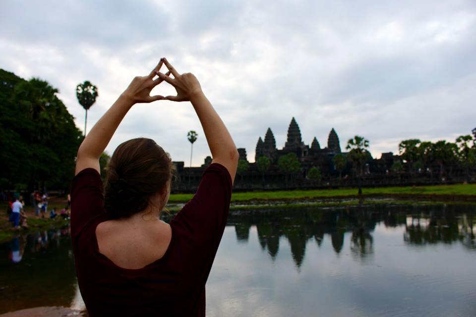 🌎 #throwwhatyouknow in Thailand!