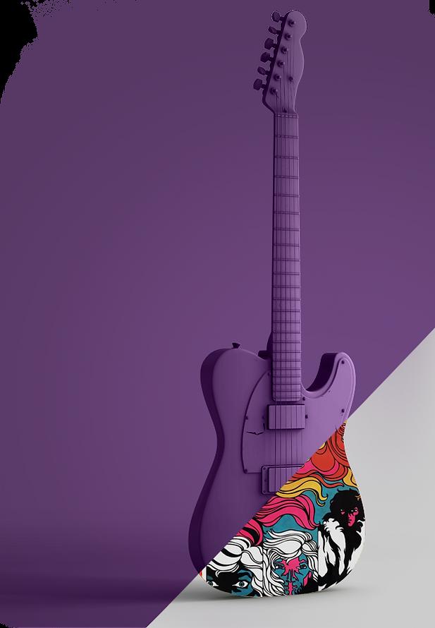 Curso de Guitarra em Sorocaa