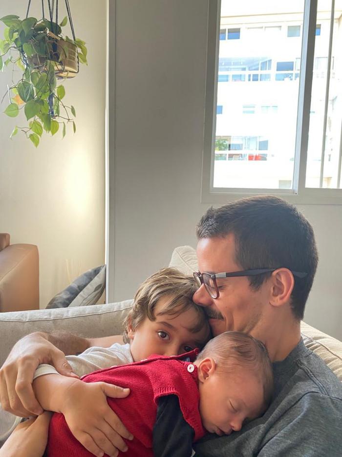 Vamos falar sobre licença paternidade?