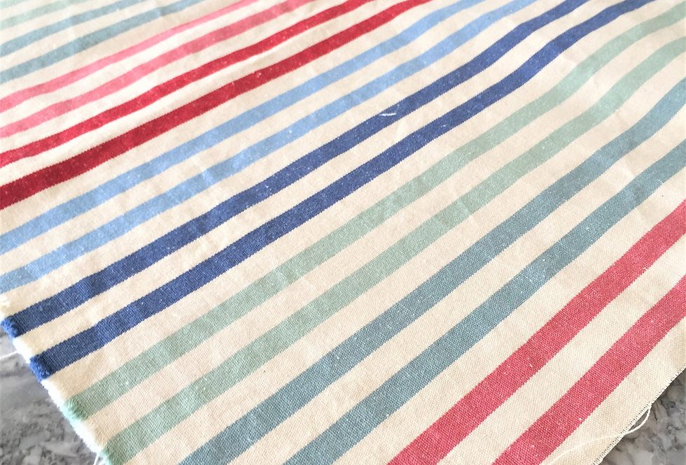 Ian Mankin Ascot Fabric