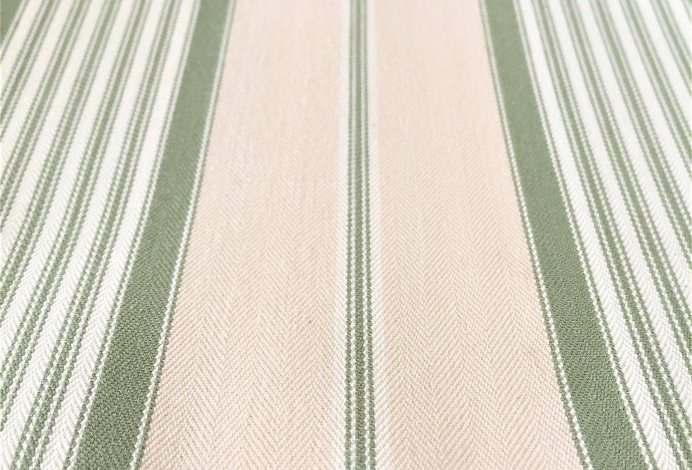 Ian Mankin Empire Sage Fabric