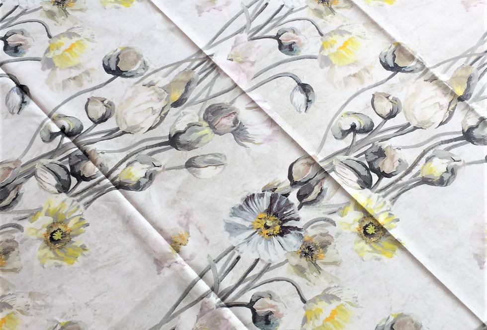 Designers Guild Pavot Floral Fabric