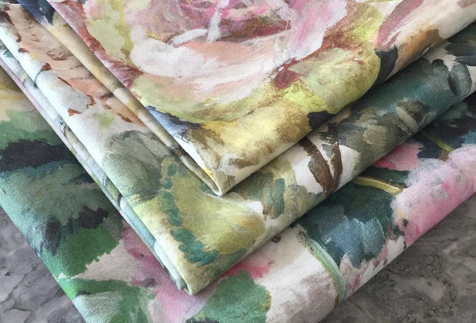 Designers Guild Grandiflora Rose Fabric