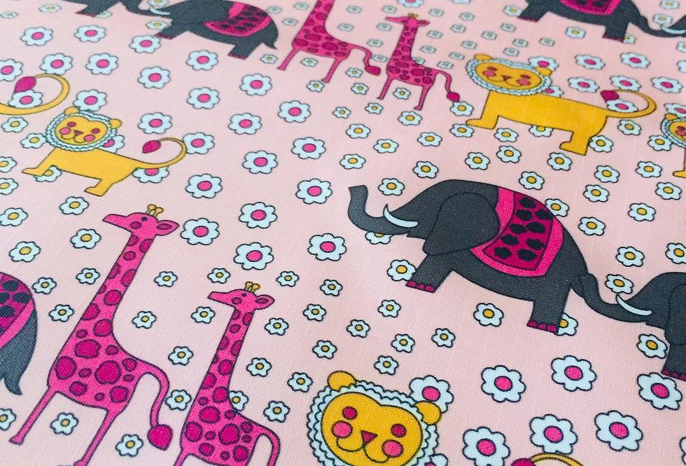 Children Collection Safari Waterproof Fabric