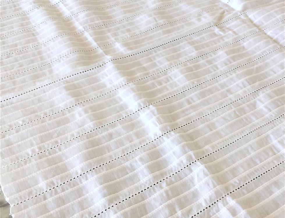 Designers Guild White Shirting Fabric