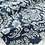 Thumbnail: Ian Mankin Malham Damask Wool Fabric
