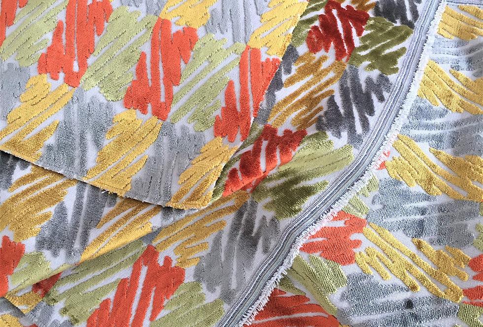 William Yeoward Marica Velvet Fabric