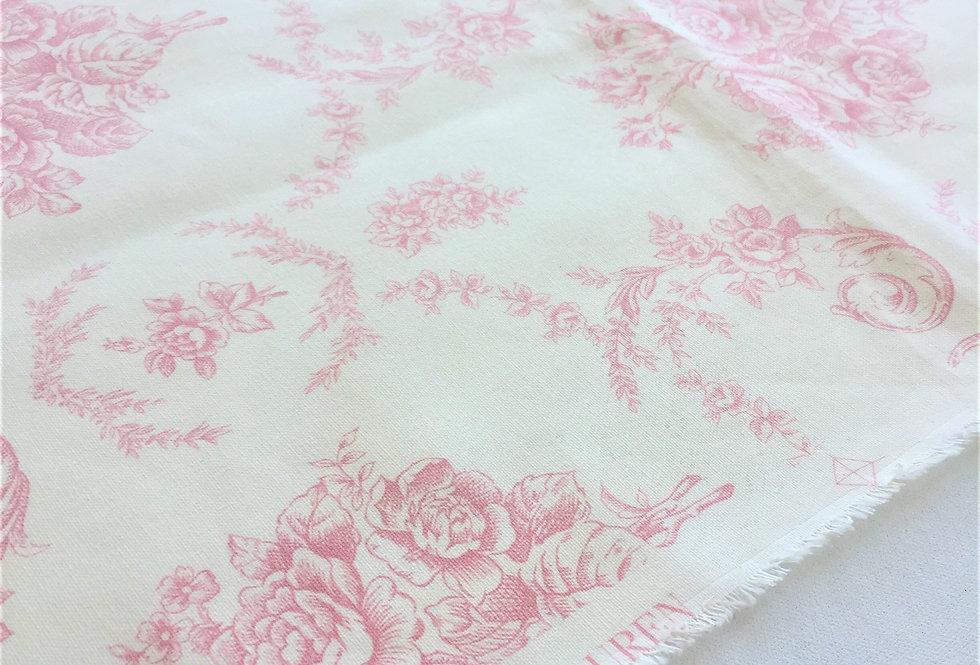 "Ralph Lauren for the Designers Guild ""Saratoga Rose"" fabric"