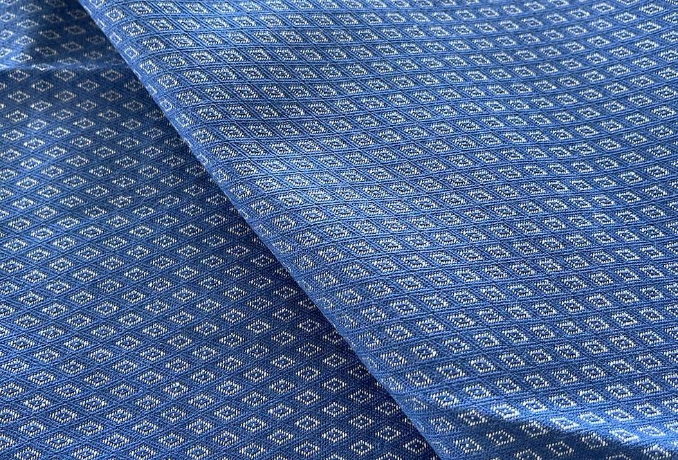 Ian Mankin Whitby Geometric Fabric