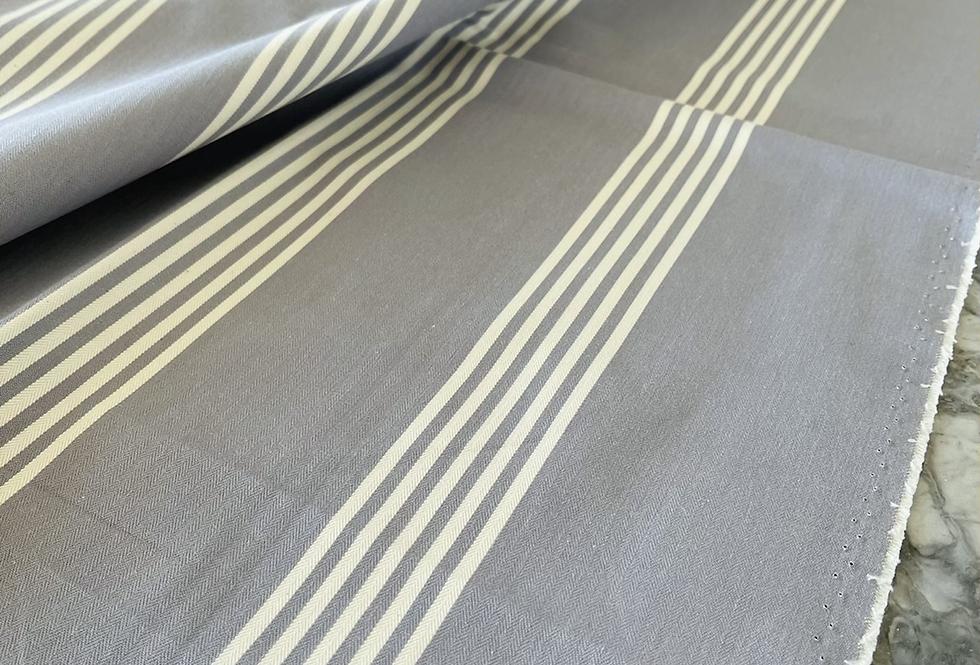 Ian Mankin Odeon Stripe Fabric