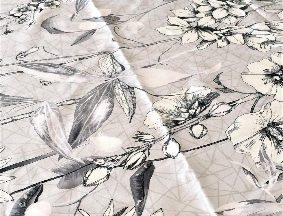 Designers Guild Platinum Emilie Fabric