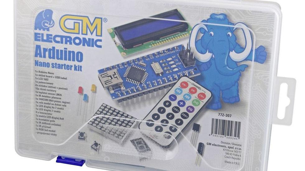Arduino NANO starter kit