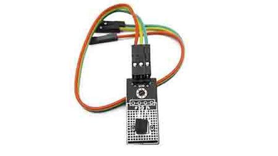 LM35  Temperature Sensor Module