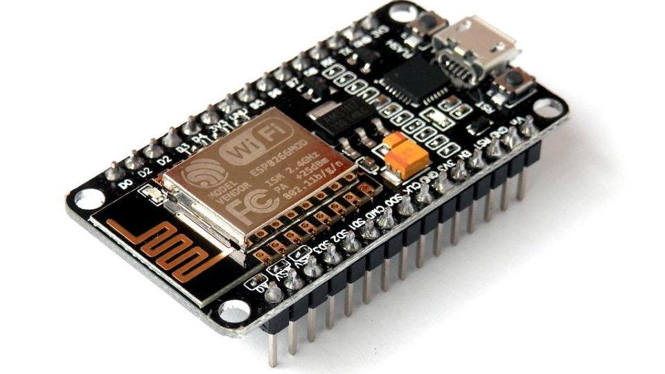NODE MCU ESP8266