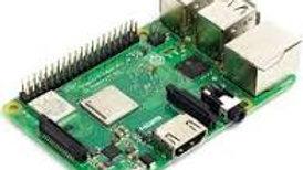 Raspberry Pi 3 Model B+ BCM2837B0 SoC, IoT, PoE Enabled