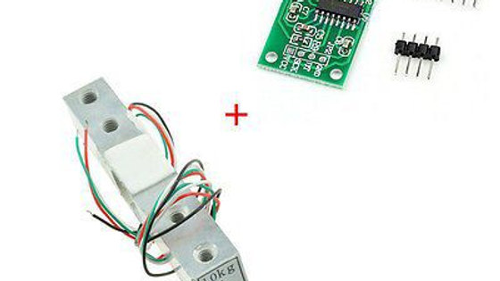 10KG LOAD CELL + HX711