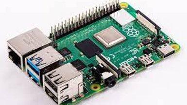 Raspberry Pi 4 Model B - 4 GB RAM
