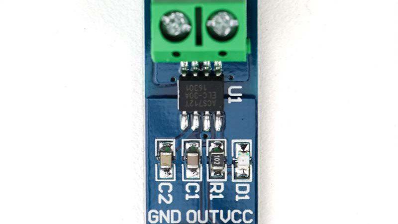 30A ACS712 Current Sensor