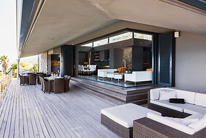 mobili da balcone moderno