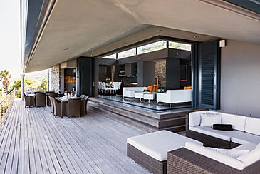 modern balcony furniture