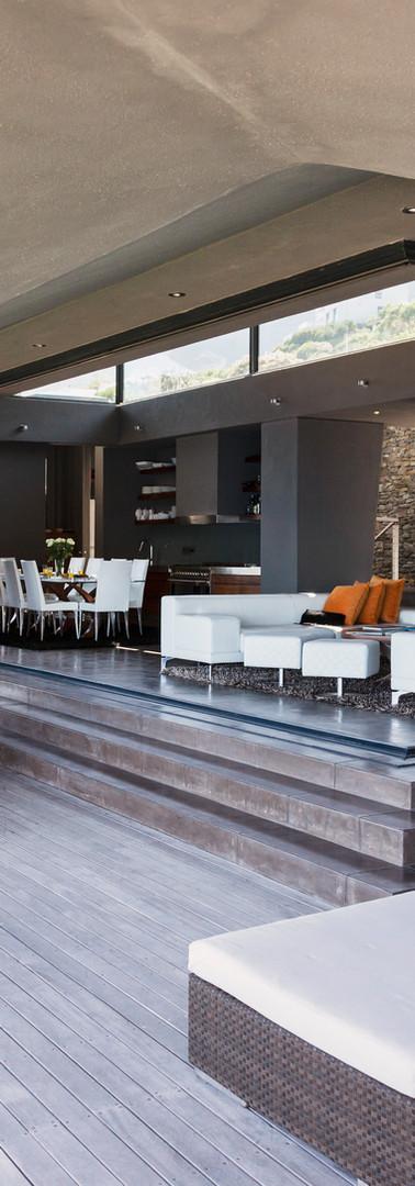 muebles de terraza moderna