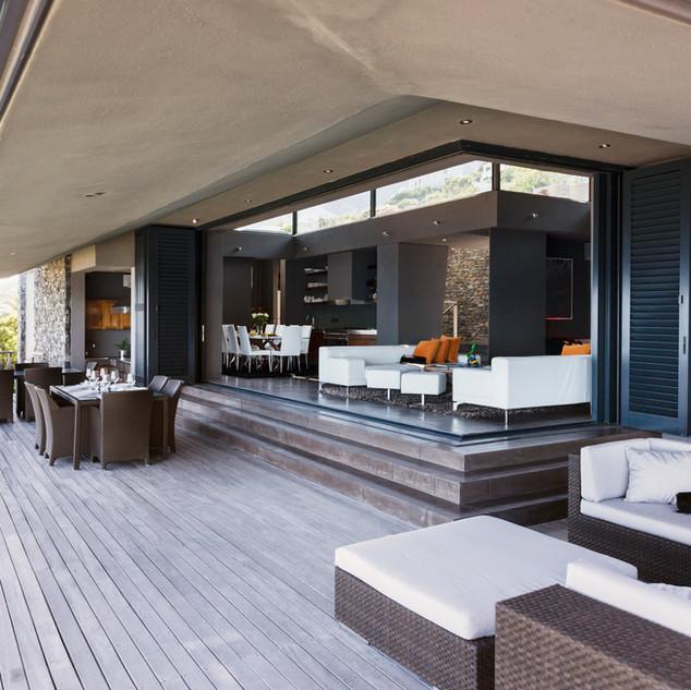 van der rhee, outdoor design, tuinontwerp, modern, tuinmeubel, balkon