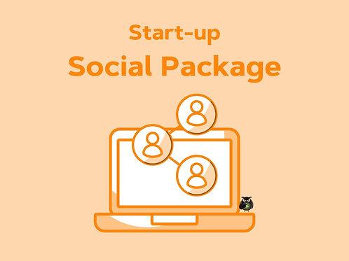 Start-up Social Package
