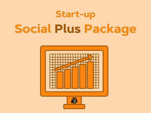 Start-up Social Plus