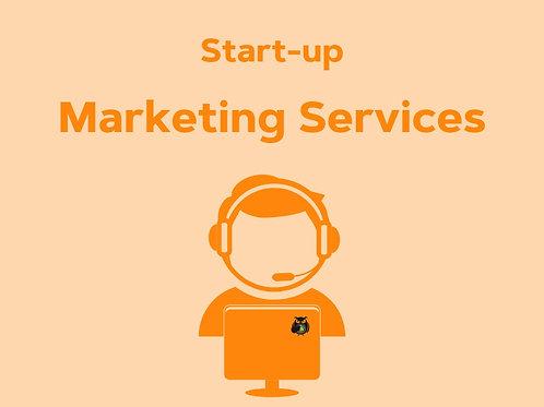 Start-up Marketing Services