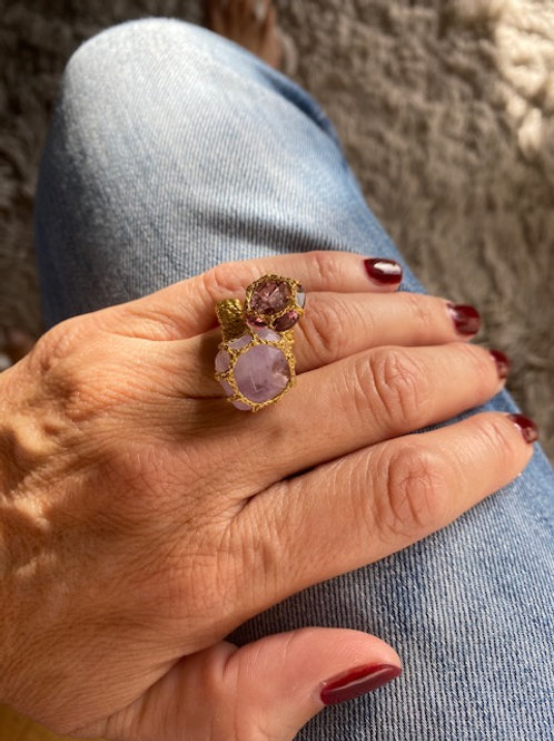 BAGUE CANCUN PURPLE