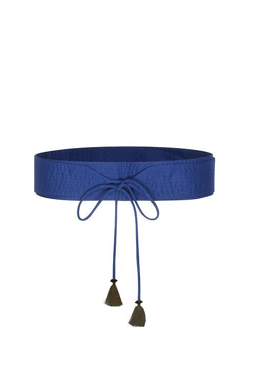 CEINTURE ANDRIA PURPLE BLUE MARE DI LATTE