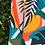 Thumbnail: ROBE FLOWER POWER BARBARA T