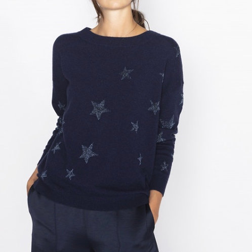 PULL LETOILE NAVY JEFF
