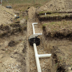 Septic Field Construction