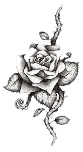 White Thorn Rose.png