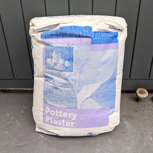 POTTERS PLASTER