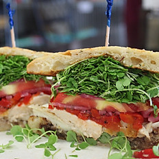 The Webster St. Chicken Panini