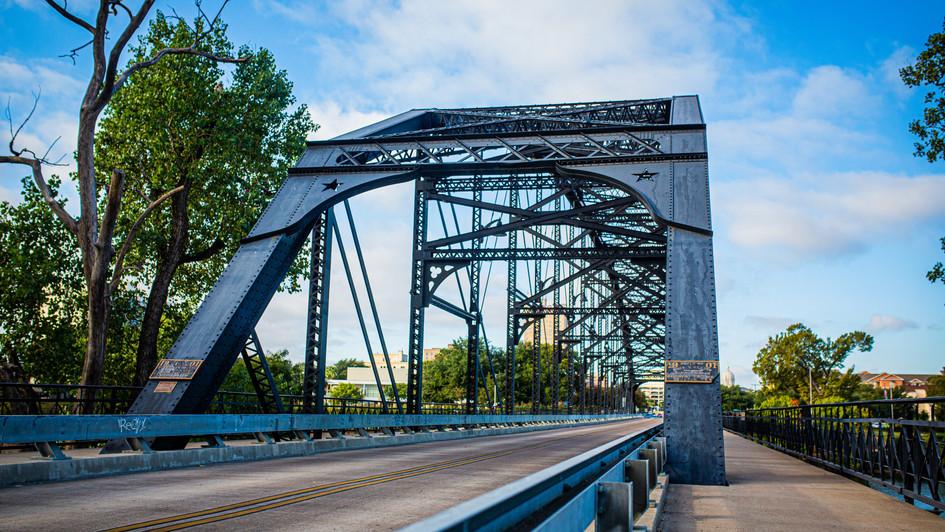 Waco Steel Bridge