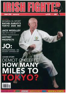 JKS Ireland leads in Irish Fighter