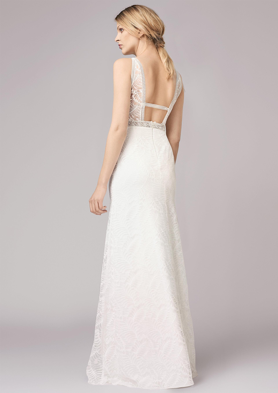 Atemberaubend 1920er Jahrgang Brautkleid Zeitgenössisch ...