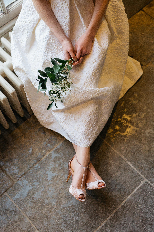 Rachel Simpson - Brautschuhe