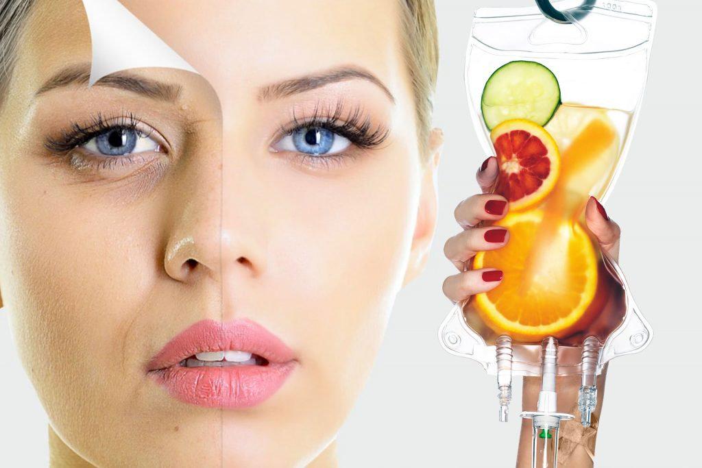 Modernized Anti-Aging Drip