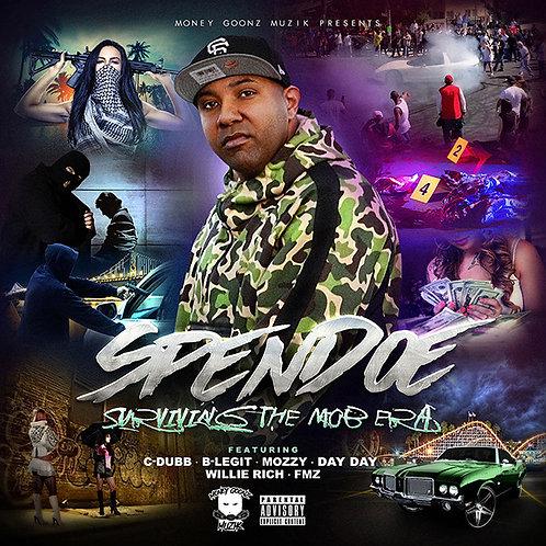 SpenDoe - Surviving The Mob Era CD