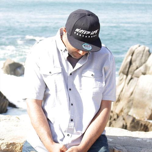 Water Life Santa Cruz Embroidered Snapback Hat