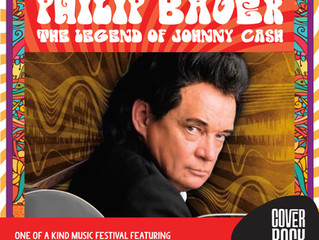 The Legend Of Johnny Cash Comes to Cover Rock