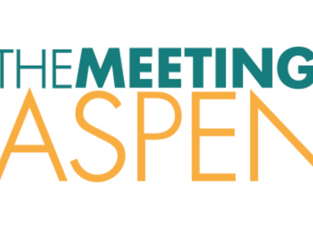 The Meeting Returns To Aspen Snowmass